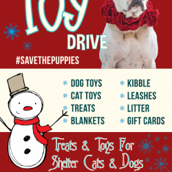 Howliday Toy Drive 2018